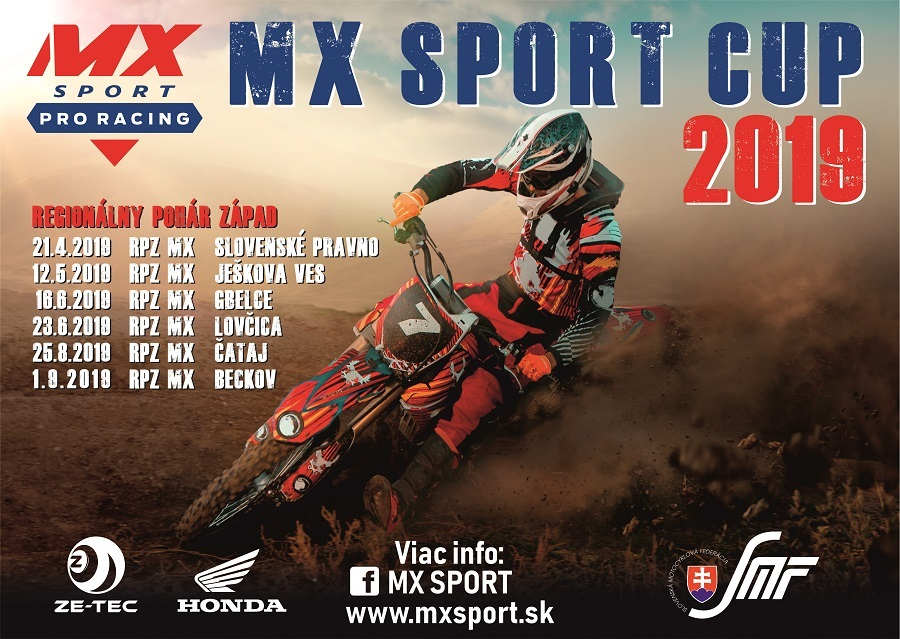 MX SPORT CUP 2019